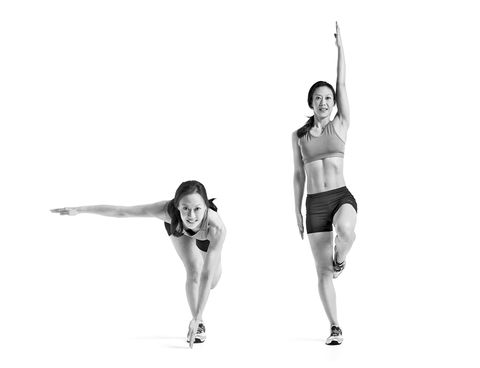 10 strength training moves you can do in your living room