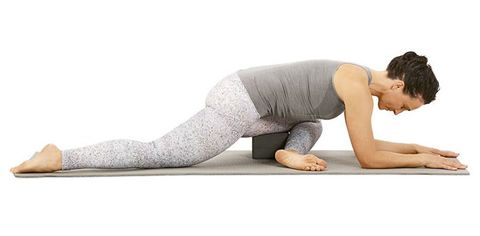 5 yin yoga moves to help you unwind