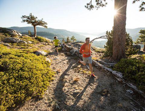 6 benefits of trail running