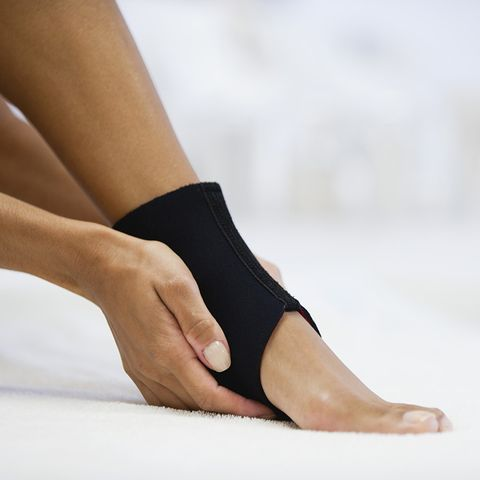 ankle injuries running