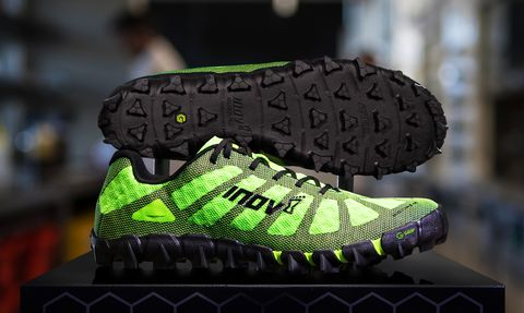 Inov-8 reveal new shoe that uses graphene, the G-Series