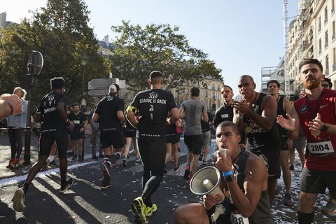 A new breed of running crews and clubs are taking social