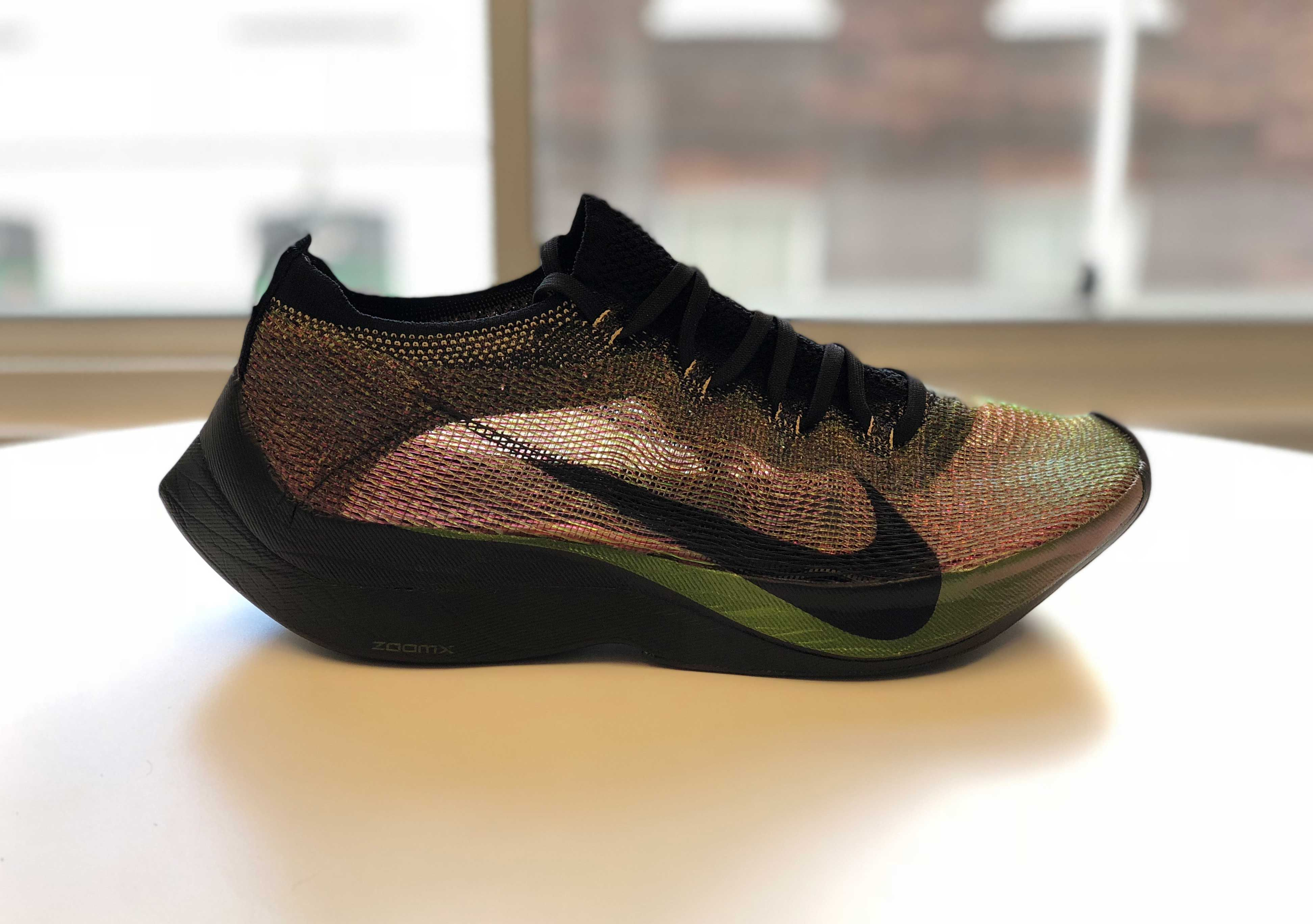 98a66e744bc First look - the brand new Nike Zoom Vaporfly Elite Flyprint running shoe