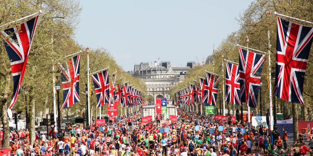 London Marathon 2018 – the stats