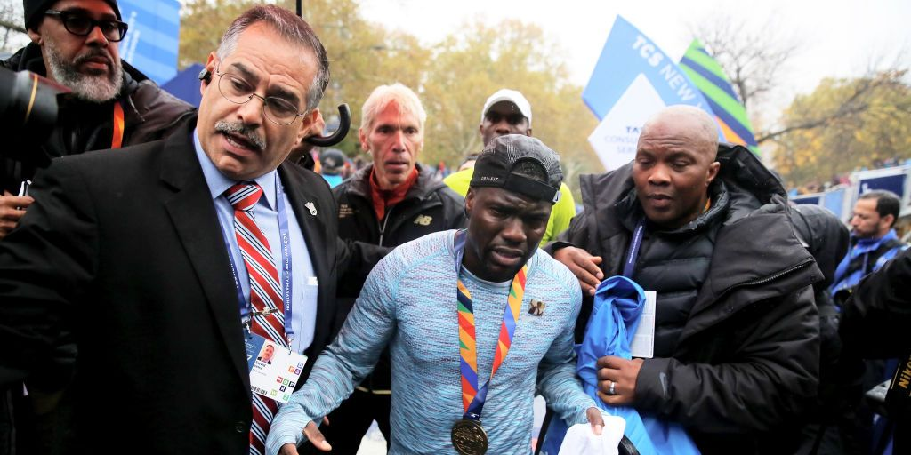 41 celebrities you didn't know were marathoners