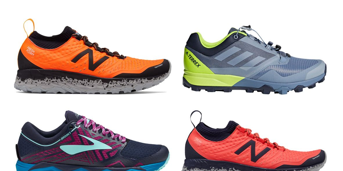 The best trail running shoes 2018