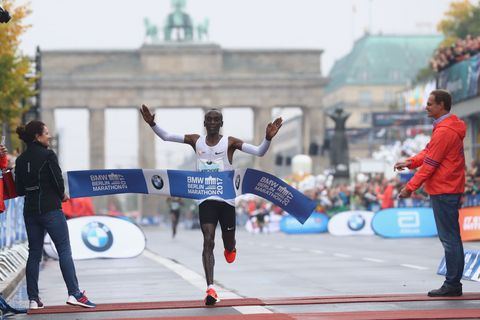 20af9185f6e4 Kipchoge announces he will return to race the Berlin Marathon this ...