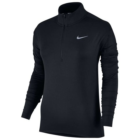 d2f8e0428a11 Save nearly £20 on this women s Nike long sleeve running top. With  thumbholes