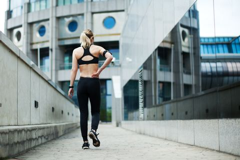 how to stop cramp when running