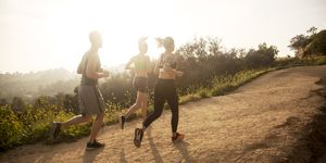How to train for a hilly half marathon