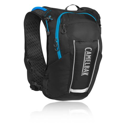 174128b6fe This is almost a very good pack. It's well designed and there is room to  fit in all you need for a long training run alongside the included 1.5L  bladder ...