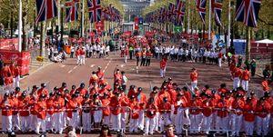 How do you become a London Marathon volunteer