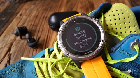 Phone-free Spotify on Garmin Fenix 5 Plus: Our first impressions