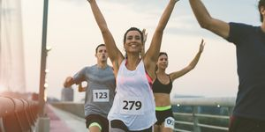 Average 10k Time >> What Are The Average 5k And 10k Finish Times In The Uk