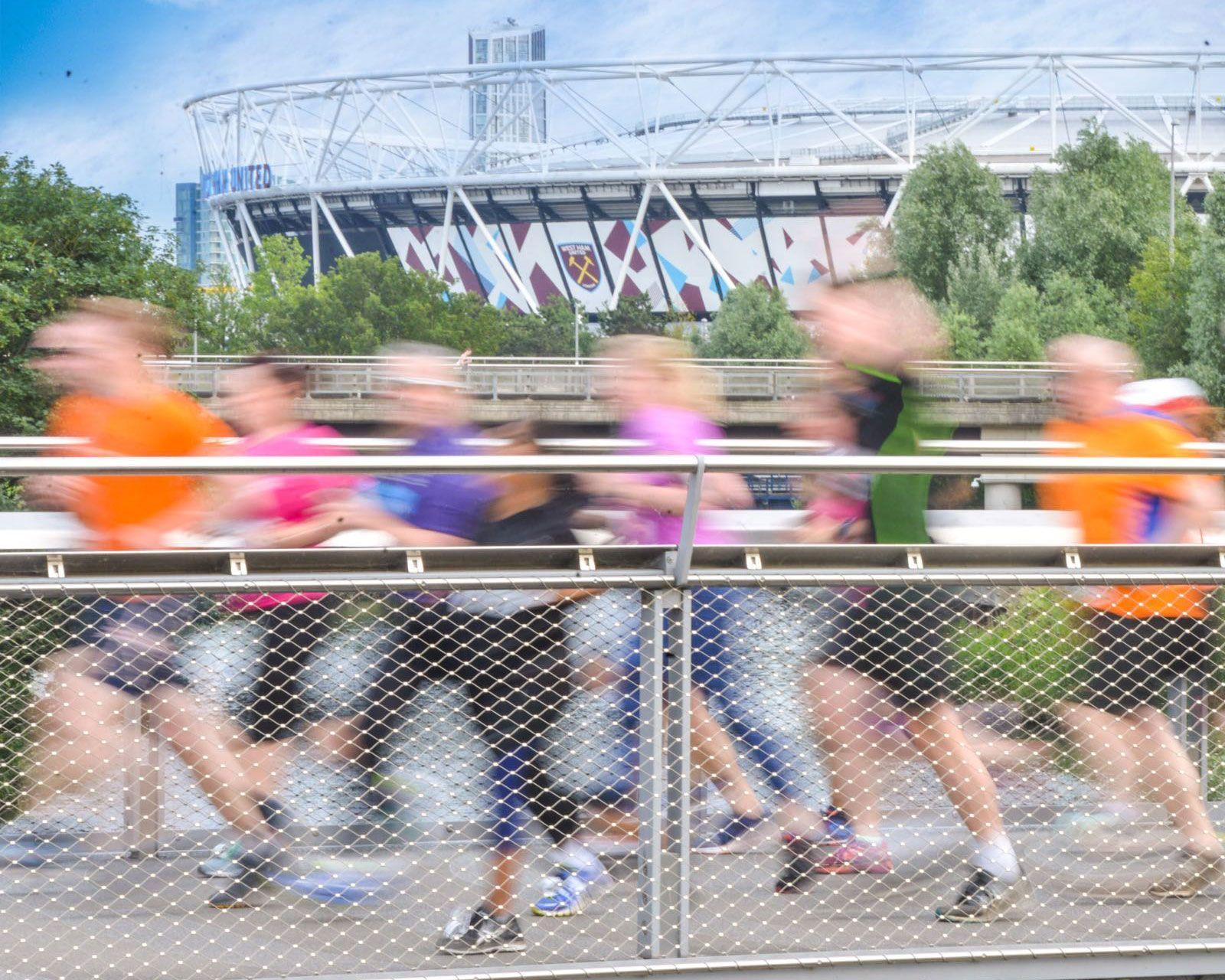 This new London half-marathon still has places