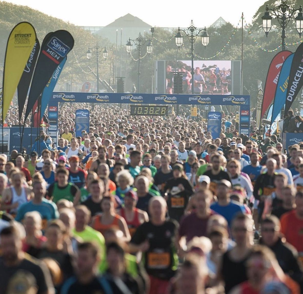Everything you need to know about the Great South Run