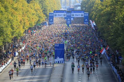 Berlin Marathon Drawing Odds