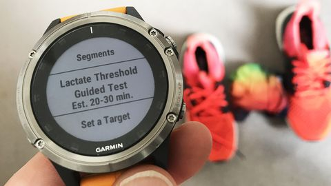 How to use your running watch as a coach
