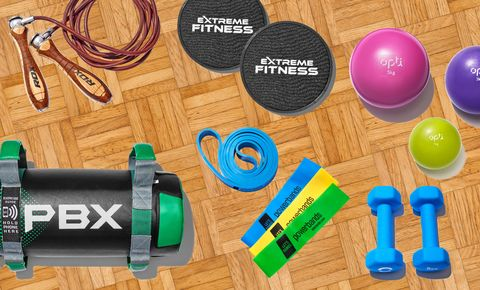 The best home workout equipment for runners who cant face the gym