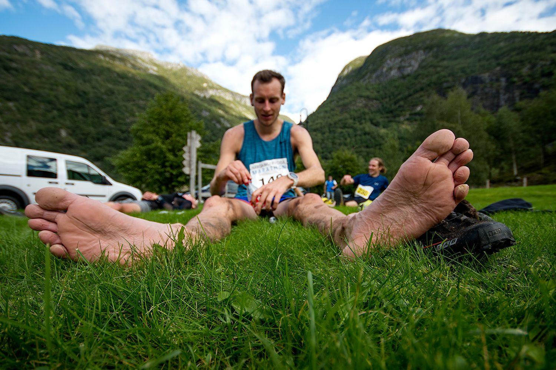 Mystery foot pain when running? Tendonitis, plantar
