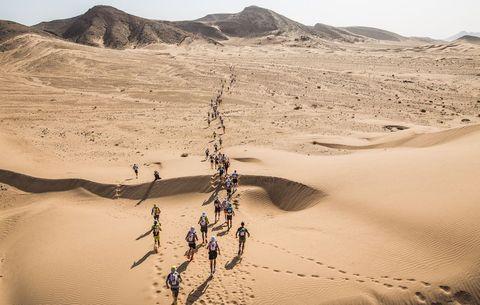 how to prepare for the marathon des sables