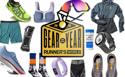 e60e0d9b5c6 The Runner s World gear of the year 2018 - the best running kit and gadgets  on the market