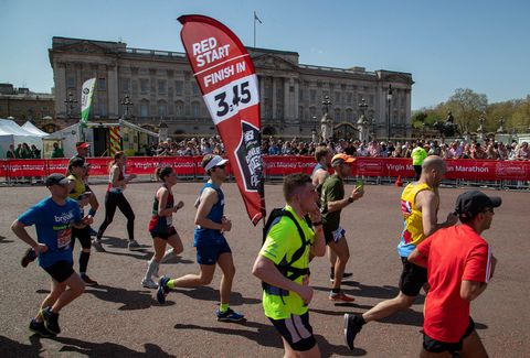 Everything you need to know about the London Marathon pacers