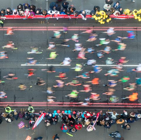 supporters guide to london marathon