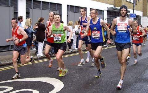 Footwear, Recreation, Athletic shoe, Endurance sports, Infrastructure, Quadrathlon, Running, Athlete, Racing, Race track,