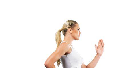Finger, Human leg, Human body, Elbow, Shoe, Hand, Joint, Brassiere, Waist, Sportswear,