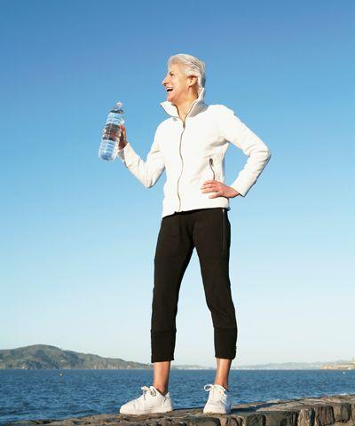 Bottle, Coastal and oceanic landforms, Plastic bottle, Standing, Drink, Water bottle, Collar, Drinkware, Drinking water, Bottled water,