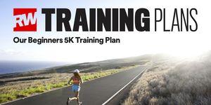 Beginner 5k training plan