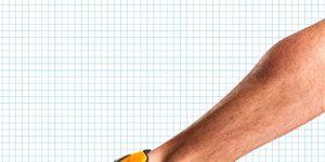 Human leg, Pattern, Line, Orange, Athletic shoe, Fashion, Azure, Grey, Tan, Running shoe,