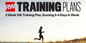 2 week 10K training plan