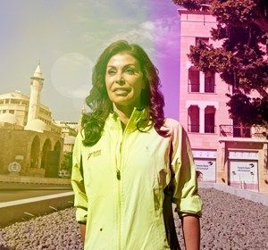 Green, Sleeve, Photograph, Landmark, Temple, Purple, Travel, Magenta, World, Street fashion,
