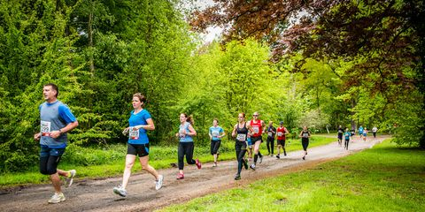 Recreation, Endurance sports, Running, Exercise, Mammal, Community, Outdoor recreation, Leisure, Woody plant, Long-distance running,