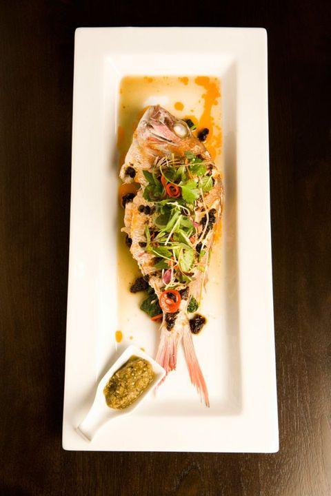 Food, Cuisine, Ingredient, Dish, Recipe, Seafood, Finger food, Fish, Garnish, Comfort food,