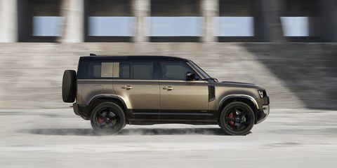 The four-door Land Rover 110 will land here first, followed by the two-door 90 model later in 2020.