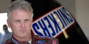 Ricky Rudd is second only to Richard Petty in career NASCAR starts at the Cup Series level.