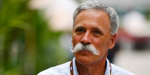 F1 boss Chase Carey and the 10 Formula 1 teams are working to finala new set of guidelines for the sport.
