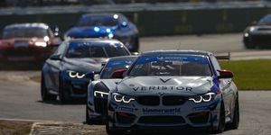 BimmerWorld Racing co-driver and team owner James Clay is second in the Michelin Pilot Challenge driver standings.