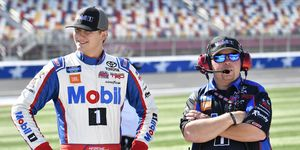 Todd Gilliland will have a new crew chief on Friday at Texas after a Kyle Busch Motorsports shake-up.