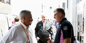 Chase Carey expects to keep the Formula 1 schedule at 21 races for the time being.