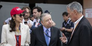 Jean Todt fiercely defended the regulations and enforcement of Formula 1 when pressed about the Sebastian Vettel Montreal penalty.