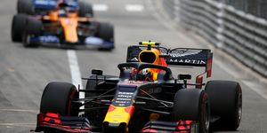 Pierre Gasly is sixth in the Formula 1 points standings.