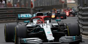 Six races into the Formula 1 season, Lewis Hamilton is again the driver to beat for the championship.