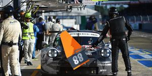 The 24 Hours of Le Mans will air live on MotorTrend TV.