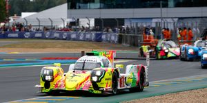 """Rebellion Racing is one of the teams that should benefit from a """"success handicap""""formula for the 2019-20 WEC season."""