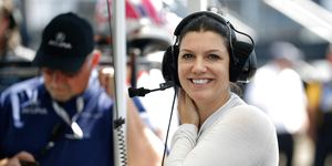 Katherine Leggeis active with Meyer Shank Racing in the IMSA WeatherTech SportsCar Championship.