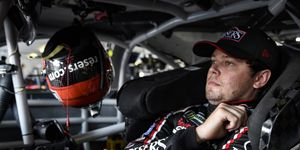 Erik Jones remains a free agent-to-be at the end of the 2019 NASCAR season.